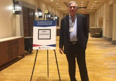 Prof.Dr.Fabio Villaça se atualizando com o mais moderno da cardiologiaecocardiografia mundial (Visiting Clinician at Emory Medical Hospital) -Atlanta USA